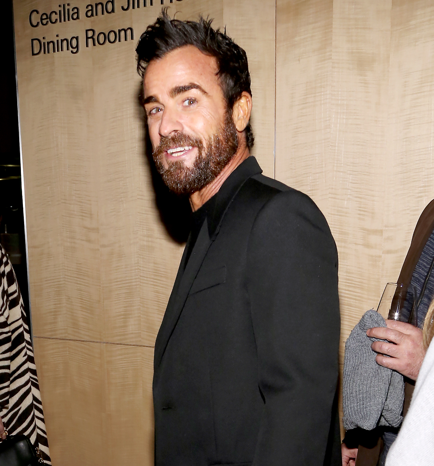 "Justin-Theroux - Justin Theroux attends ""A Quiet Place"" New York Premiere After Party on April 2, 2018 in New York City."