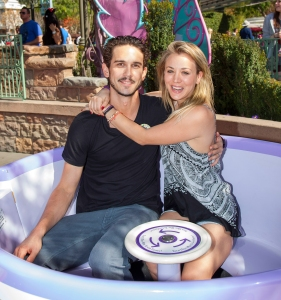 Ryan Sweeting and Kaley Cuoco Sweeting