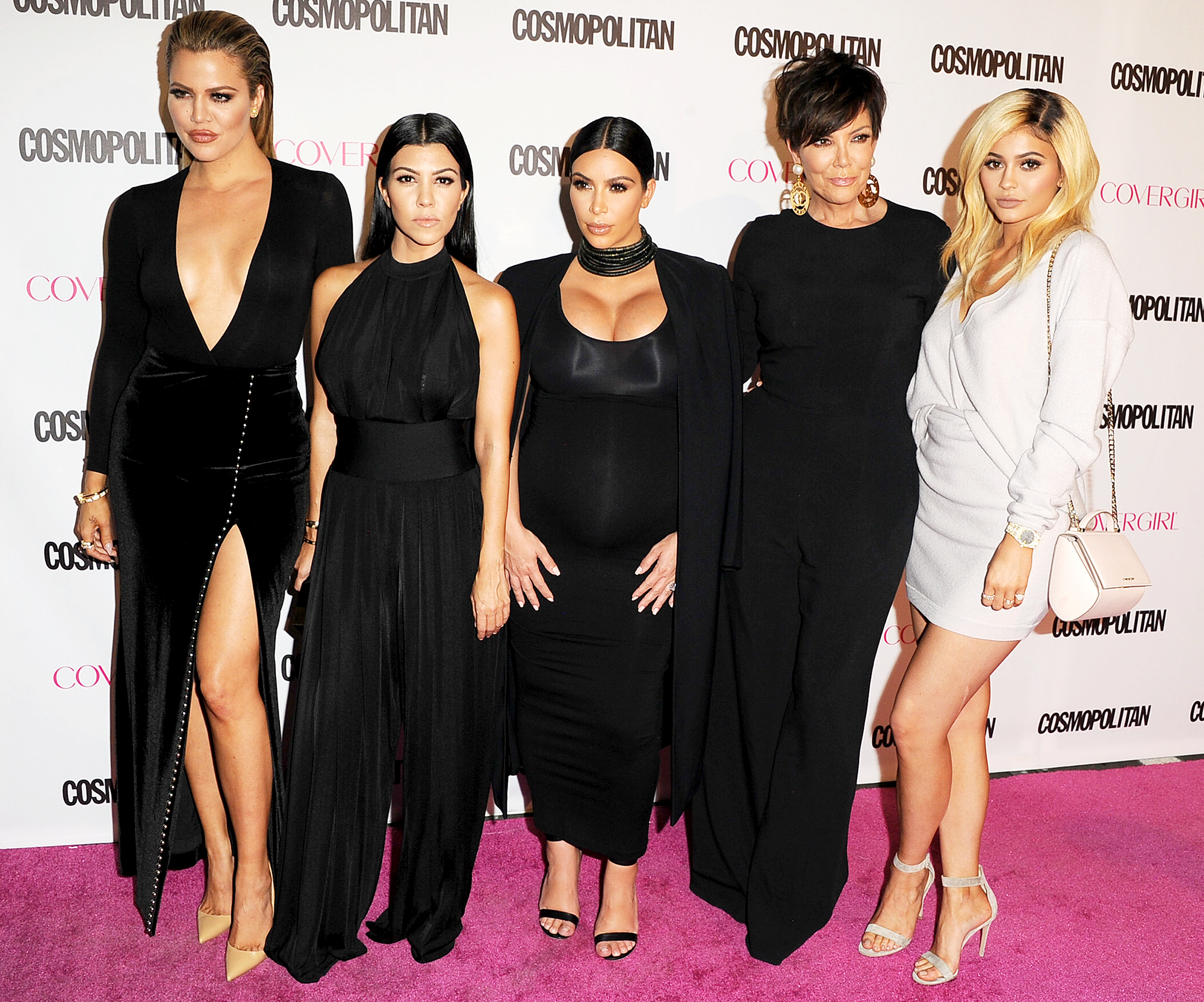Kardashians React to Arrival of Khloe Kardashian's Baby Girl