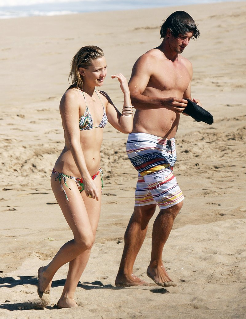 Dated kate hudson who has Kate Hudson