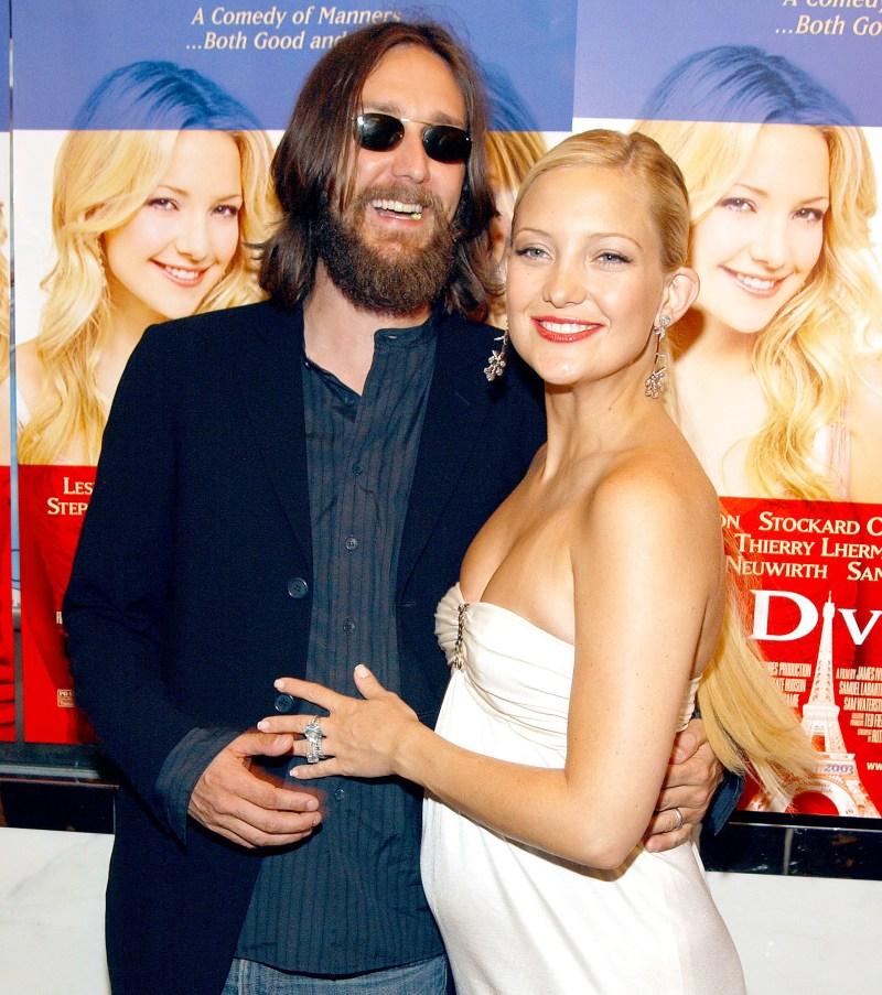Derek Hough And Kate Hudson Kissing