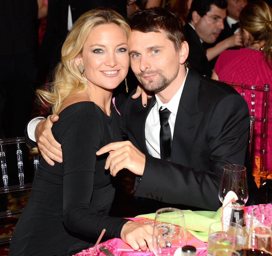 Kate Hudson's Dating History A Timeline of Her Famous Exes Matthew Bellamy