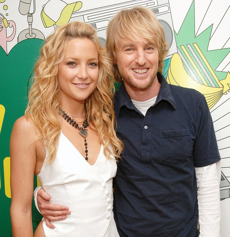 Kate Hudson's Dating History A Timeline of Her Famous Exes Owen Wilson