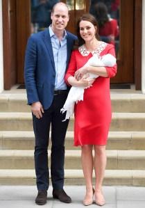kate-middleton-prince-william-baby-hospital-2018
