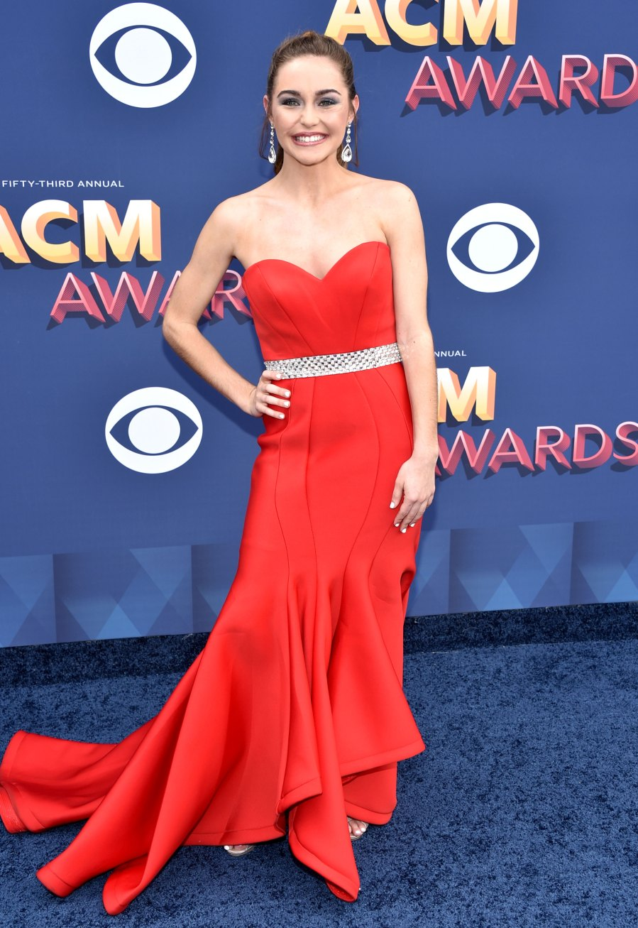 2018 ACM Awards: Red Hot Red Carpet [Video/ Pics]
