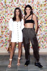 Emily Ratajkowski and Kendall Jenner