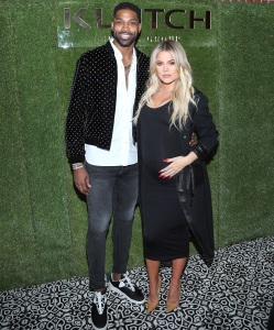 Khloe Kardashian, Tristan Thompson, Birthday, Flirting