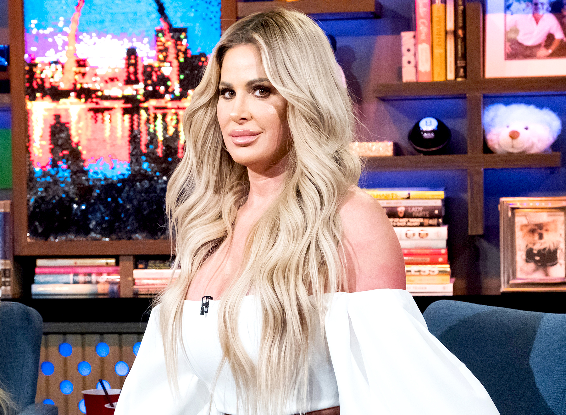Kim Zolciak Blames Bravo's Editing For Her Controversial Reunion Remarks
