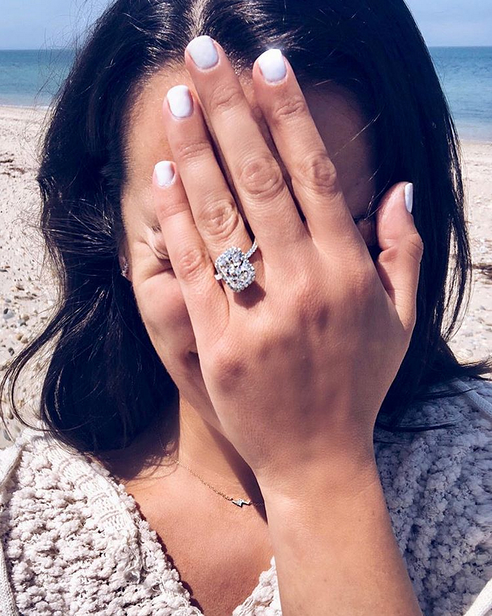 645761601a03e Celebrity Engagement Rings by Carat Size!