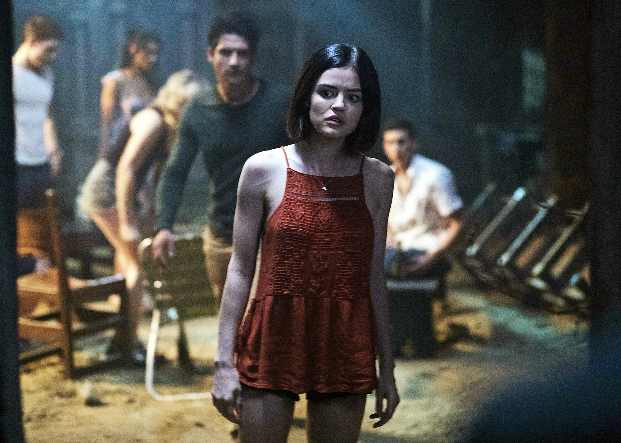 Lucy Hale Blumhouse's Truth or Dare