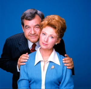 Tom Bosley and Marion Ross