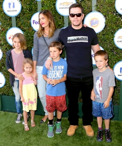 mark wahlberg explains why fitness is important to his family