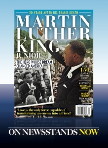 martin luther king jr why is he a hero