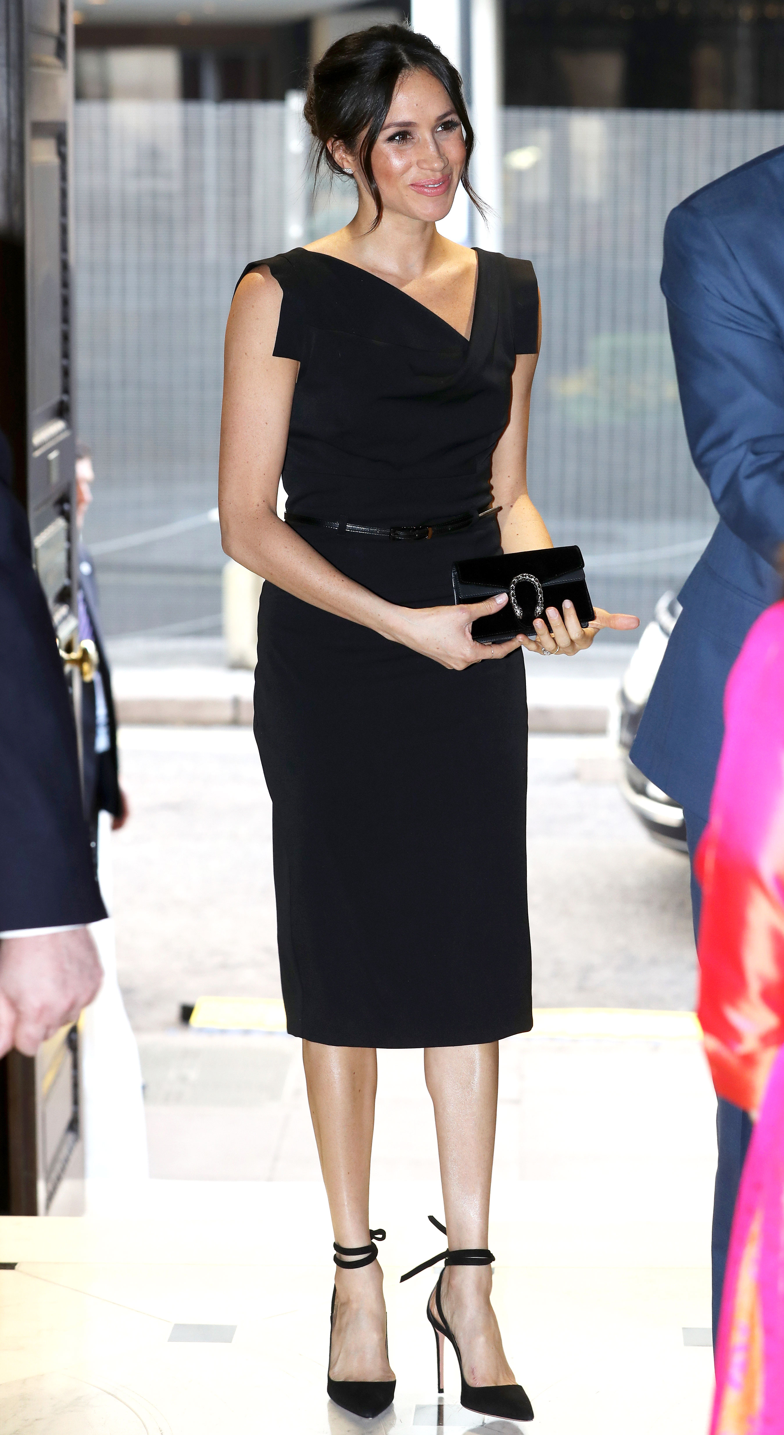 9dcad99ea515 Meghan Markle s Engagement Style  Best Outfits