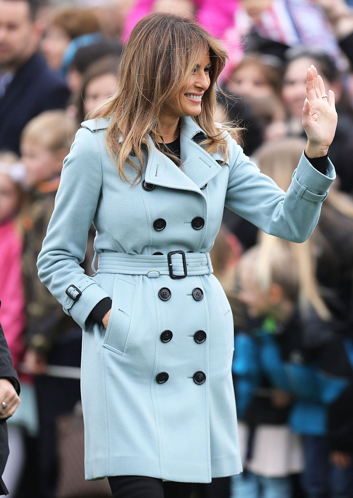 Melania trumps most stylish first lady moments gumiabroncs Images