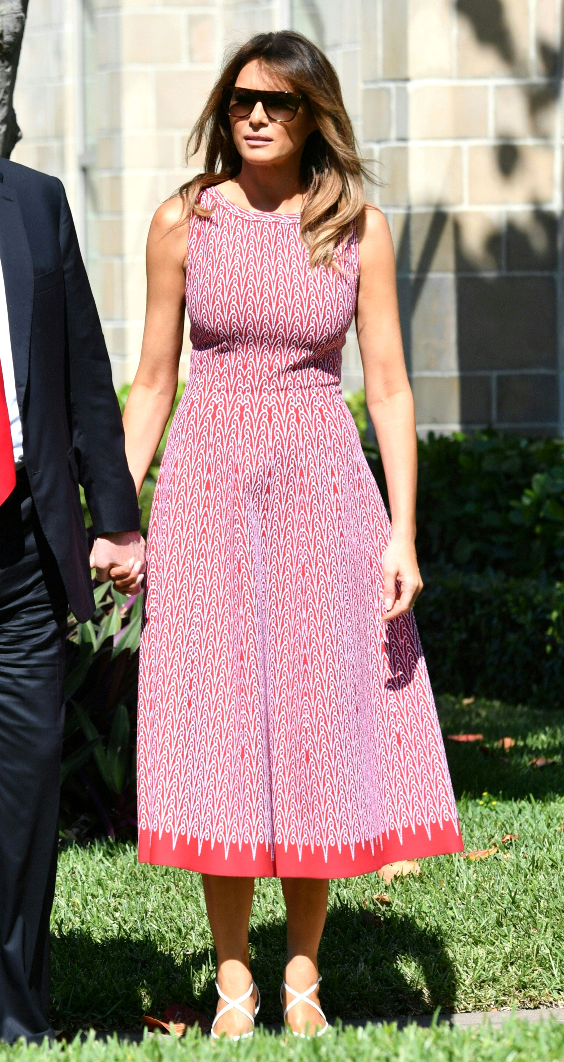Melania Trump\'s Most Stylish First Lady Moments