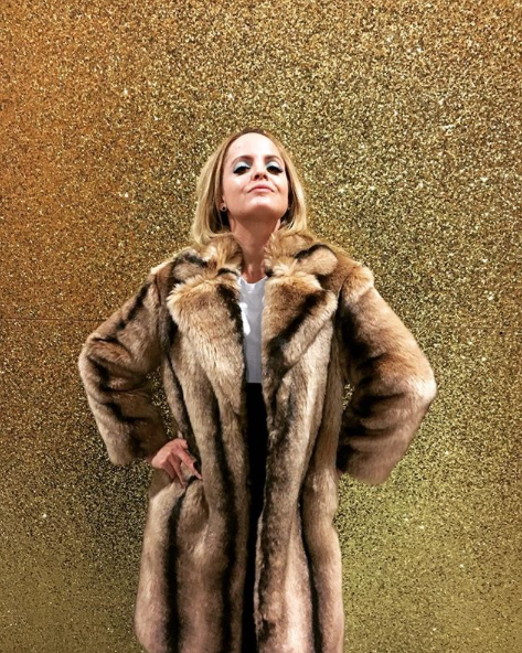 """Mena Suvari - """"I'm done with whatever the 'high' is when it comes to fashion,"""" she dishes. """"Eco-friendly and sustainable fashion is what's important to me. I don't care what the most expensive item is or that whole dynamic of someone thinking that they have to buy something to be equal,"""" she adds."""
