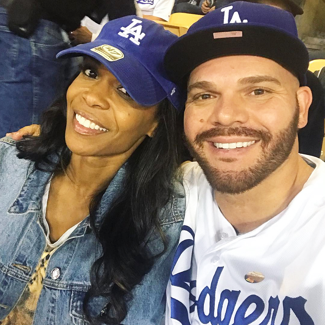 Michelle Williams Chad Johnson engaged