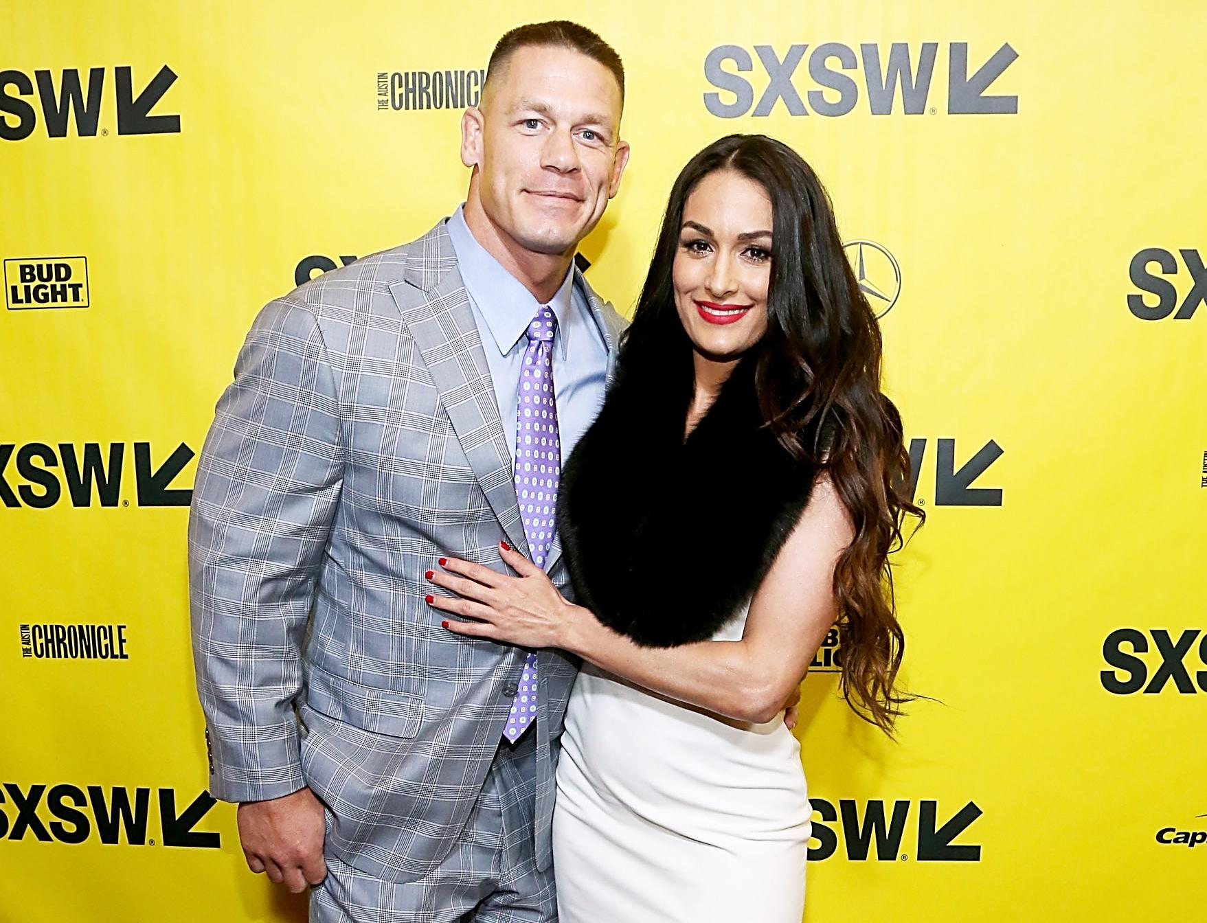 John Cena Nikki Bella split