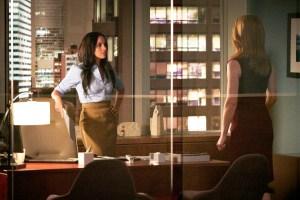 Meghan Markle as Rachel Zane in 'Suits'