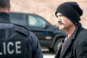 Elias Koteas as Alvin Olinsky on 'Chicago P.D.'