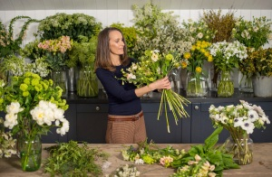 Philippa Craddock, Florist, Bees, Meghan Markle, Prince Harry, Wedding, Flowers