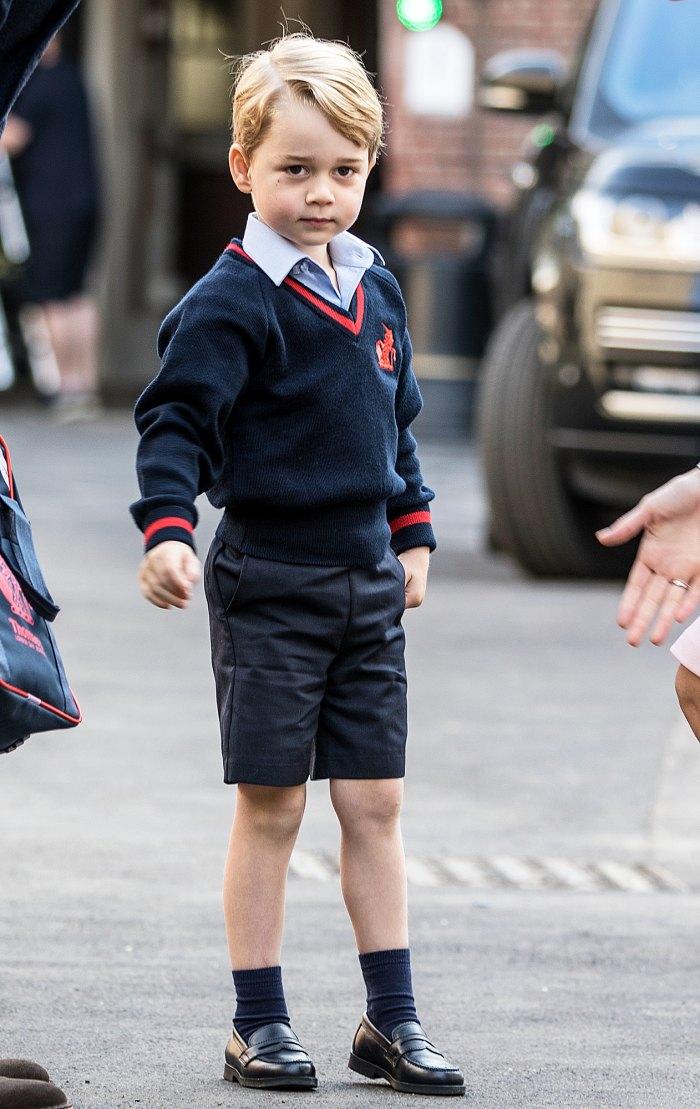Prince George St. George's Day