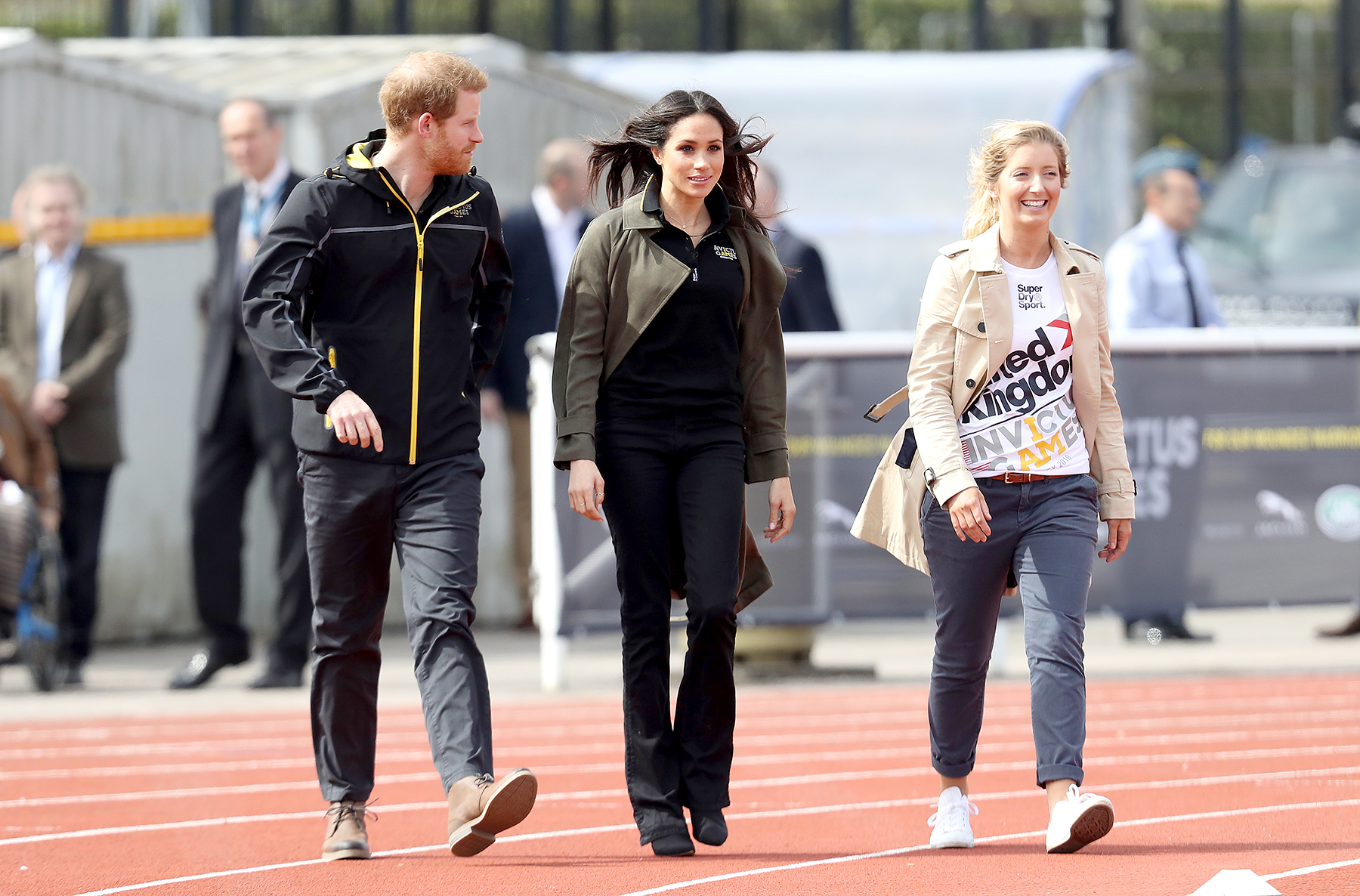 What wedding? Casual Prince Harry and Meghan Markle prep for Sydney trip