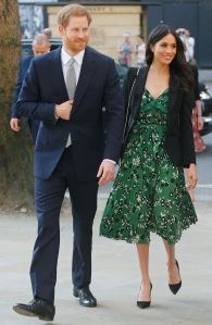 Prince Harry, Meghan Markle, Invictus Games Reception, Australia House, London, England
