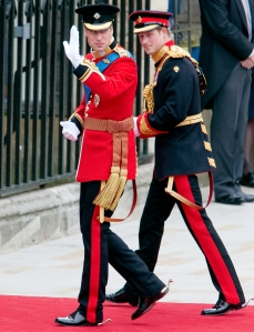 revisit prince harry s best man role in prince william s wedding