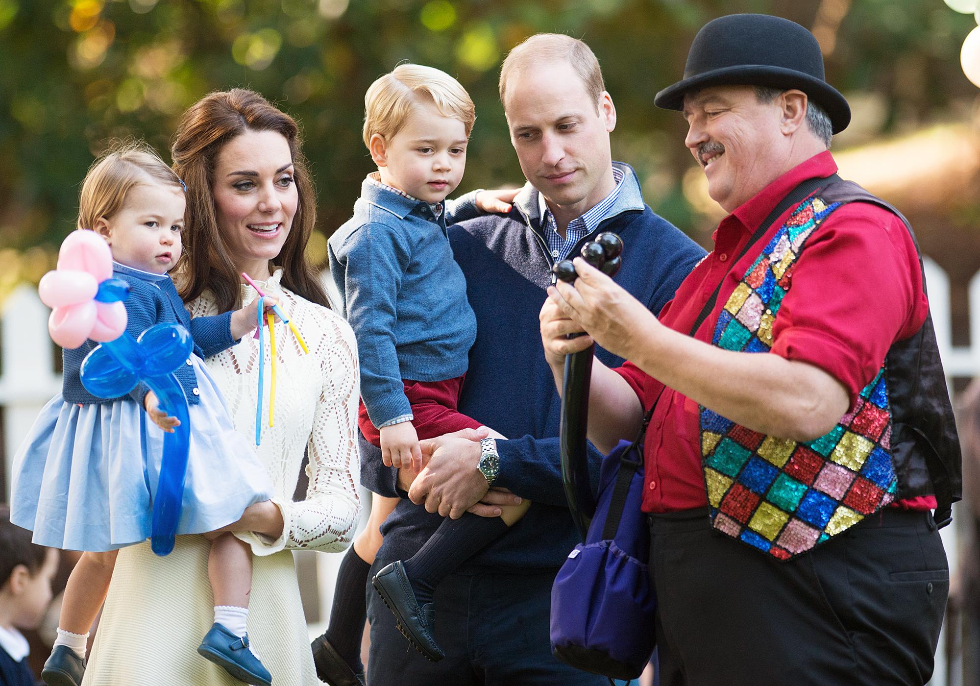 Prince William Kate Middleton Royal Baby Name