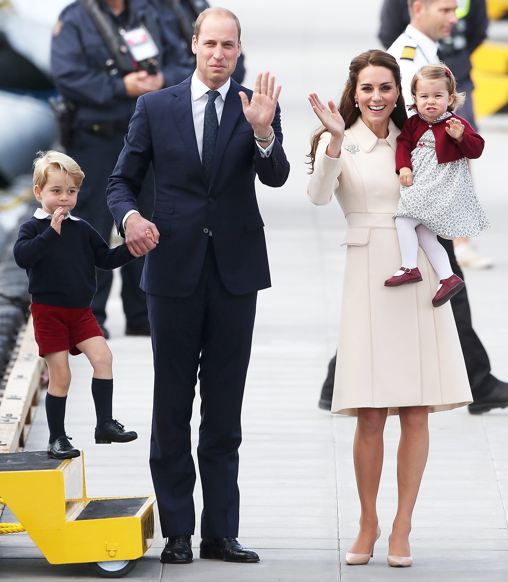Inside Duchess Kate's Lindo Wing Hospital Suite