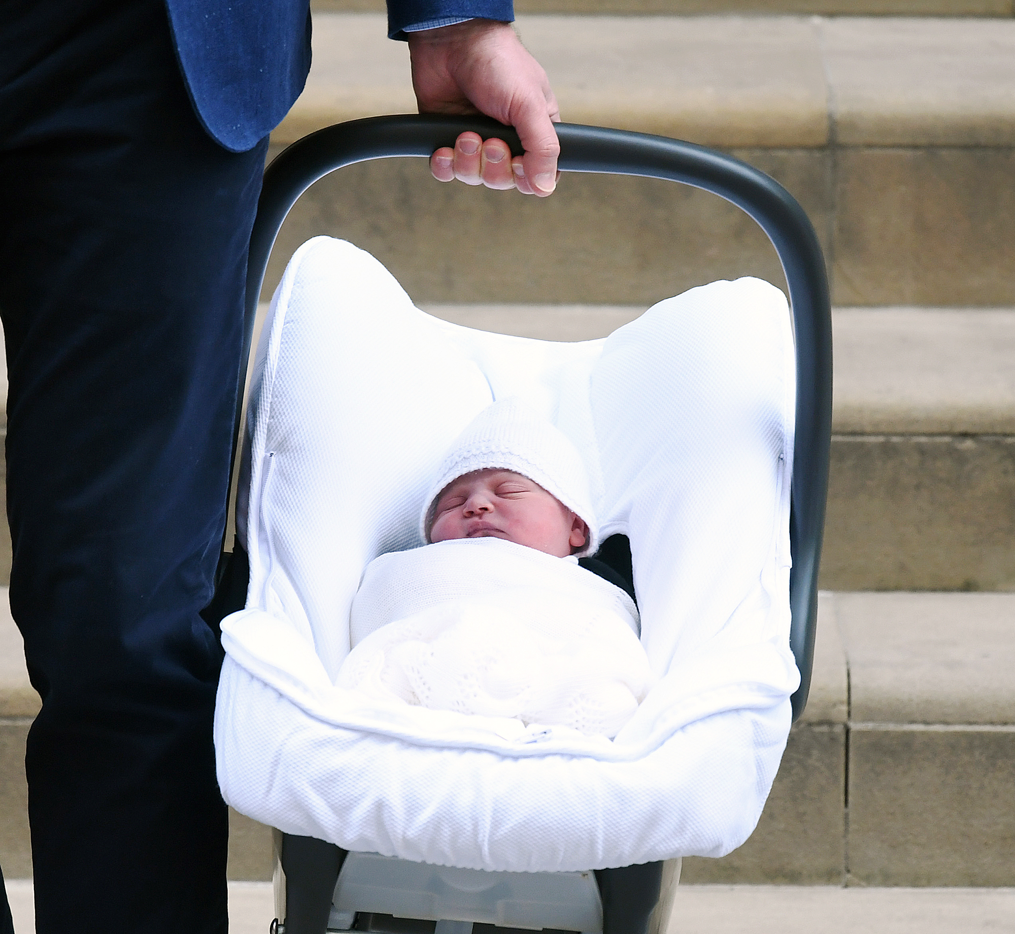 Prince William Duchess Kate new baby