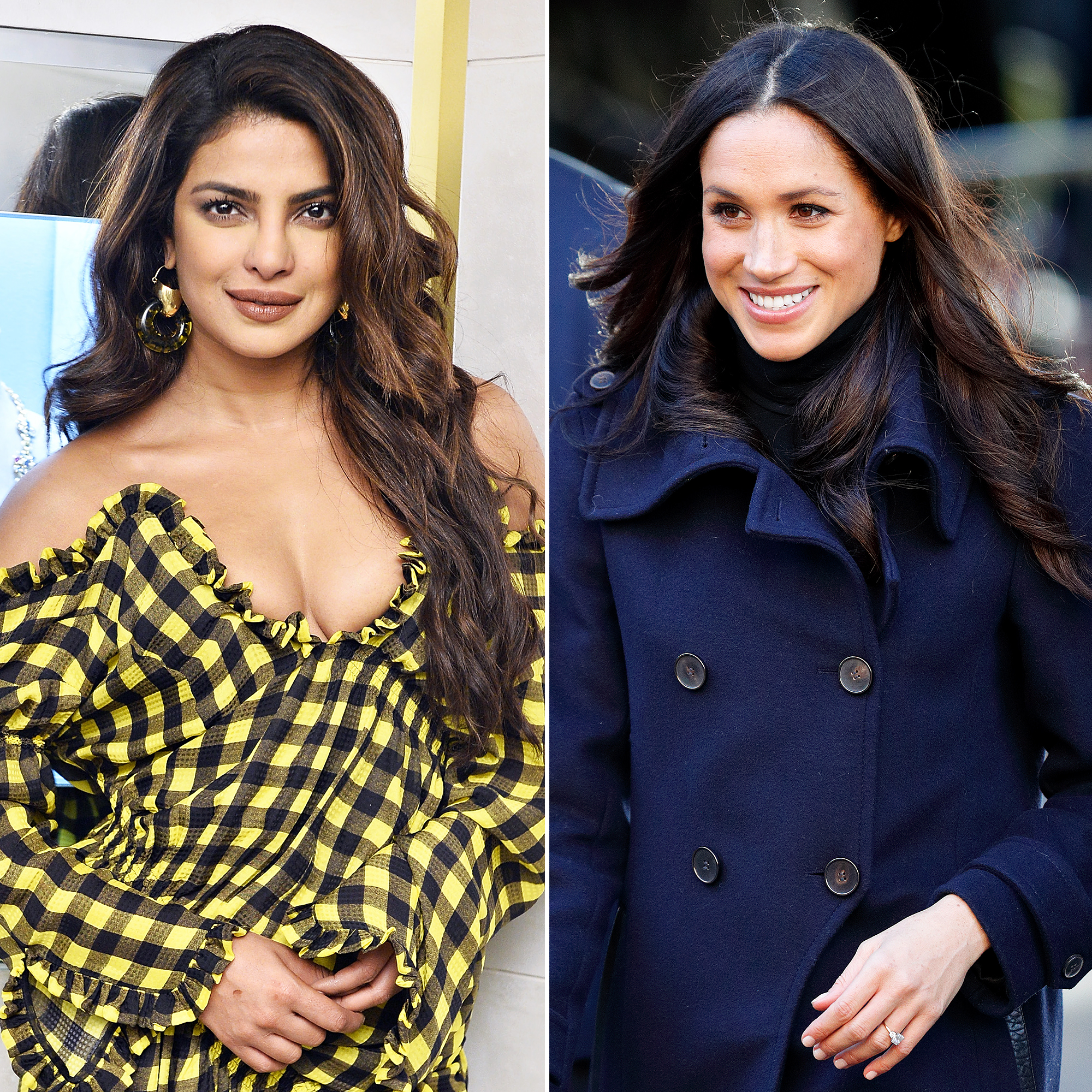 Priyanka Chopra Opens Up About Friend Meghan Markles Relationship With Prince Harry forecast