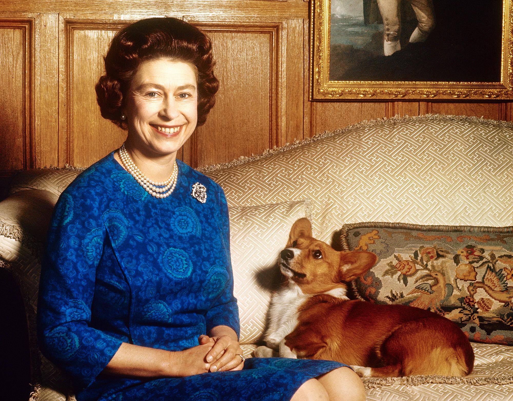 Queen Elizabeth Corgi Dies