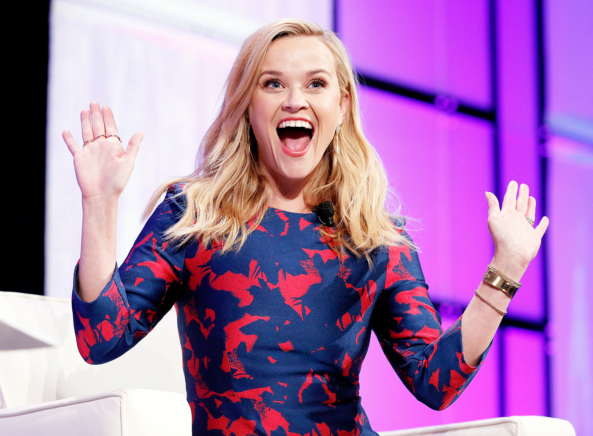 Reese Witherspoon Congratulates Jeopardy Contestant