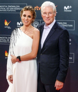 Alejandra Silva Richard Gere married