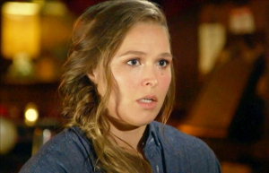 Ronda Rousey on 'Hollywood Medium With Tyler Henry'