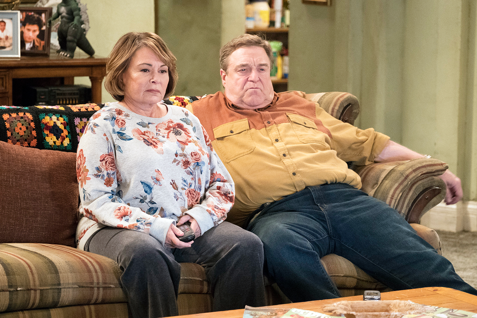 Roseanne Slammed for Mocking Fresh Off the Boat and Black-ish