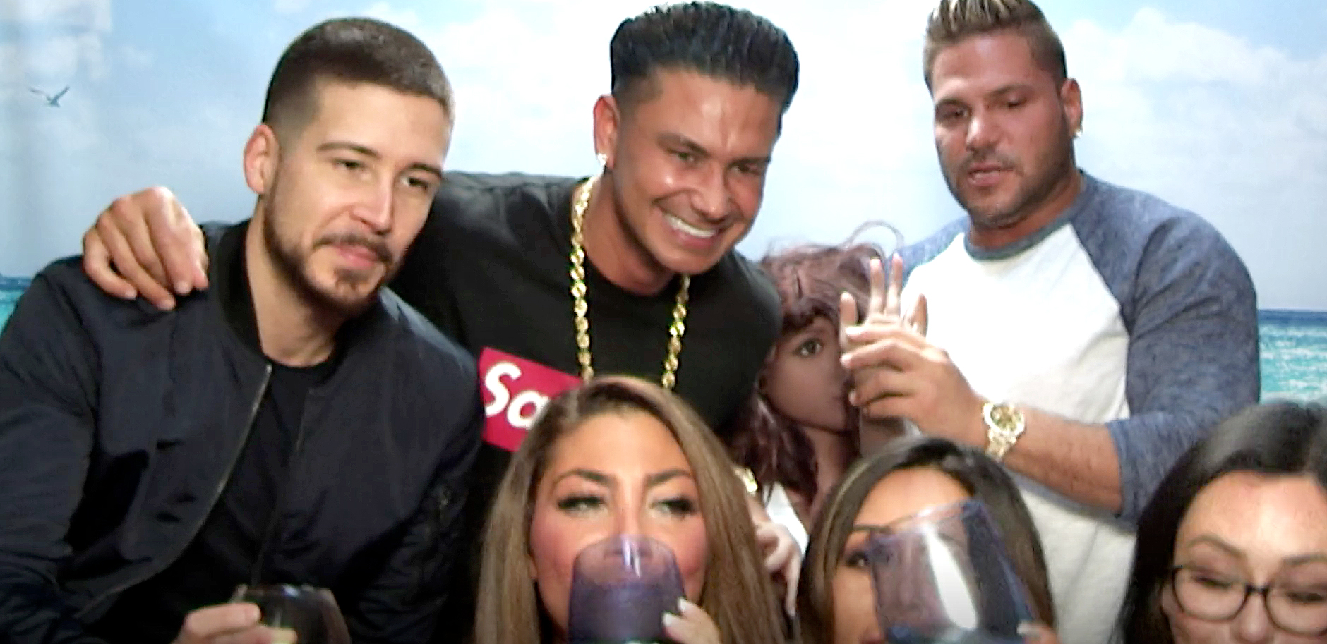 The Jersey Shore Cast carrries a Sammi Giancola doll.