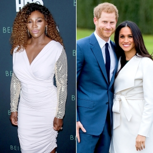 Serena-Williams-harry-Meghan-markle-wedding