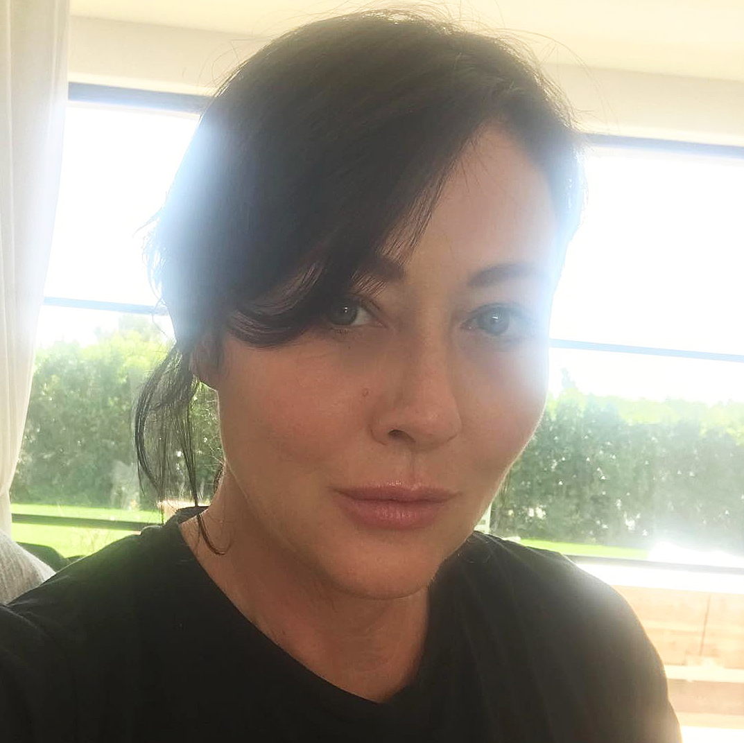 Shannen Doherty Reveals Tumor Marker Test Came Back Elevated