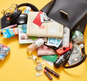 Shannon Purser's bag