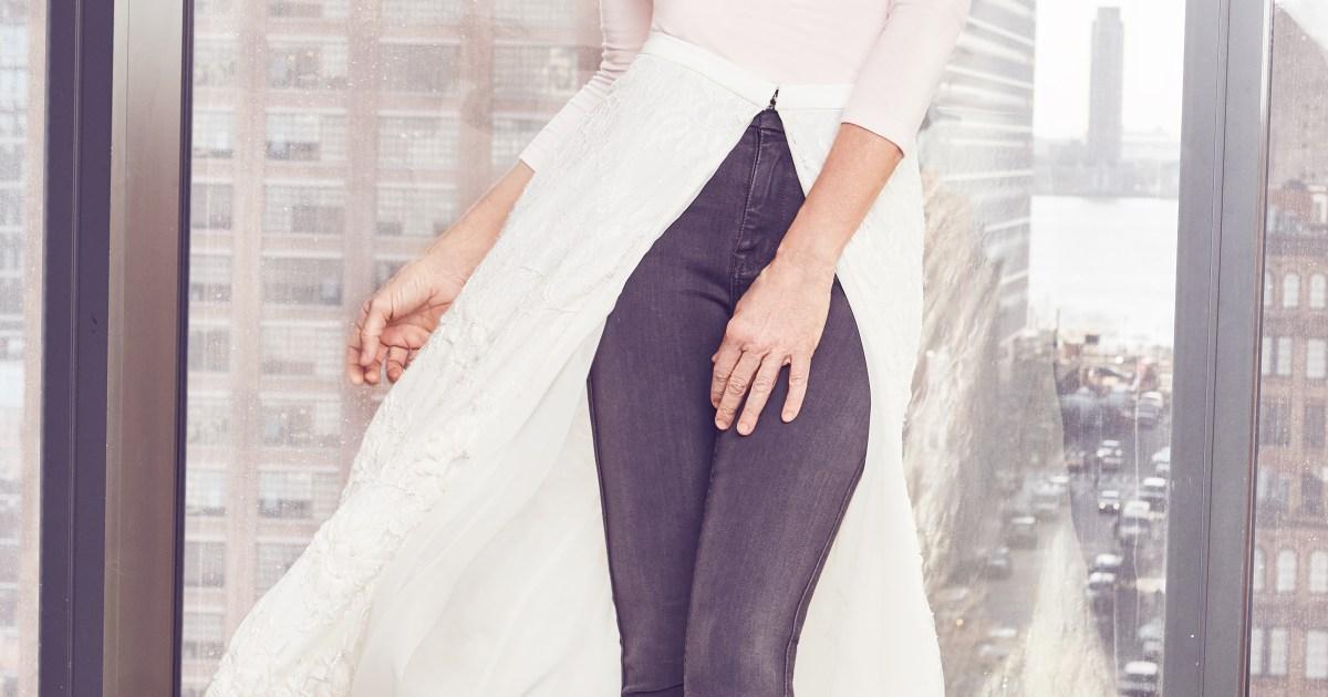 SJP by Sarah Jessica Parker x Gilt Bridal Dresses, Shoes: Details