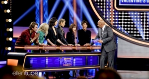 Steve Harvey Kardashian Family Feud
