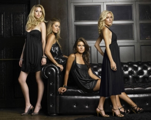 The ladies of 'The HIlls.'