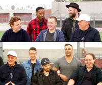 The cast of The Sandlot reunites on Today show
