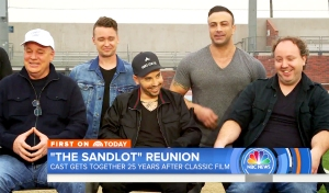 'The Sandlot' Cast Reunites After 25 Years for TV Interview