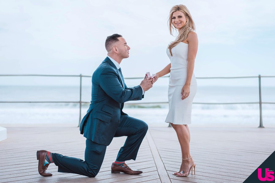 The-Situation-and-Lauren-Pesce-Engagement