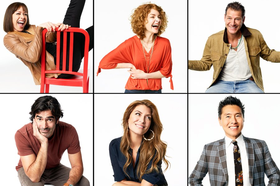 Trading Spaces Stars Take Us Inside Their Homes
